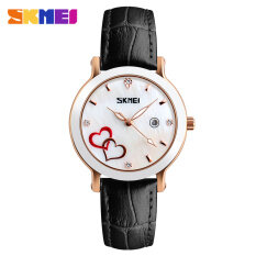 SKMEI Brand Watch Fashion Korean version of the trend of retro women table waterproof student belt watch 9144 Malaysia