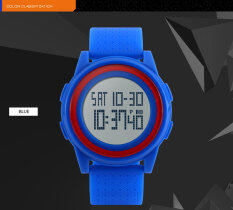 8bca629db96 SKMEI Brand Watch 1206 Sport Watches Ultrathin LED Digital Waterproof Jelly  Casual Outdoor Wristwatches For Man And Woman Fashion NewMYR22. MYR 22