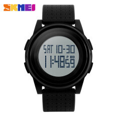 SKMEI Brand Watch LED Electronic Digital Watch 5ATM Waterproof Outdoor  Sport Watches for Women Men Wrist 6d4a566308