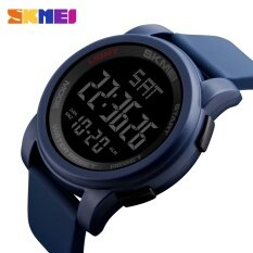 SKMEI  Brand Watch Mens LED Digital Watches Chrono Countdown Sports Watches Man Military Wristwatches Relogio Masculino 1257 Malaysia