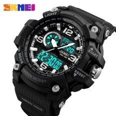 SKMEI  Brand Watch Outdoor Sport Mens Watches Luxury Army 50m Waterproof Digital Watch Military Casual Men Wristwatch Jam Tangan Lelaki 1283 Malaysia