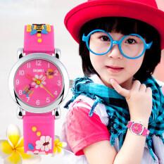 SKMEI Brand Watch Quartz Children Fashion Casual Kids Watches Wristwatches Waterproof Jelly Clock Boys Girls Students Wristwatch 1047 Malaysia