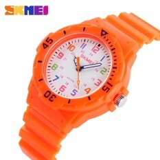 SKMEI Brand Watch Quartz Wristwatches Waterproof Jelly Kids Clock Boys Girls Students Wrist watches 1043 Malaysia