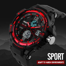 SKMEI  G Style Fashion Digital-Watch Mens Sports Watches Army Military Wristwatch Erkek Saat Shock Resist Clock Quartz Watch1148 Malaysia