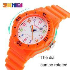 Skmei Students Watch Fashion Casual Watches Quartz Wristwatches Waterproof Jelly Kids Clock boys Hours girls Children Wristwatch Malaysia