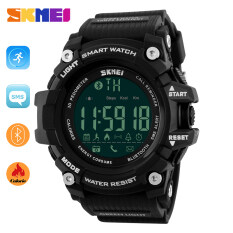 SKMEI Watch 1227 Men Sport Watch Fashion Outdoor Digital Watches Fitness Tracker Bluetooth iOS 4.0 Android Big Dial Wristwatch Malaysia
