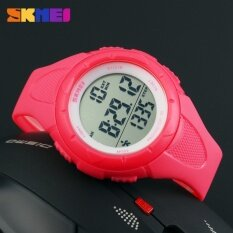 SKMEI Watch Digital Sport Watch Kid Chrono Alarm Fashion LED Ladies Wrist Watches Waterproof Wristwatch Chronograph 1108 Malaysia