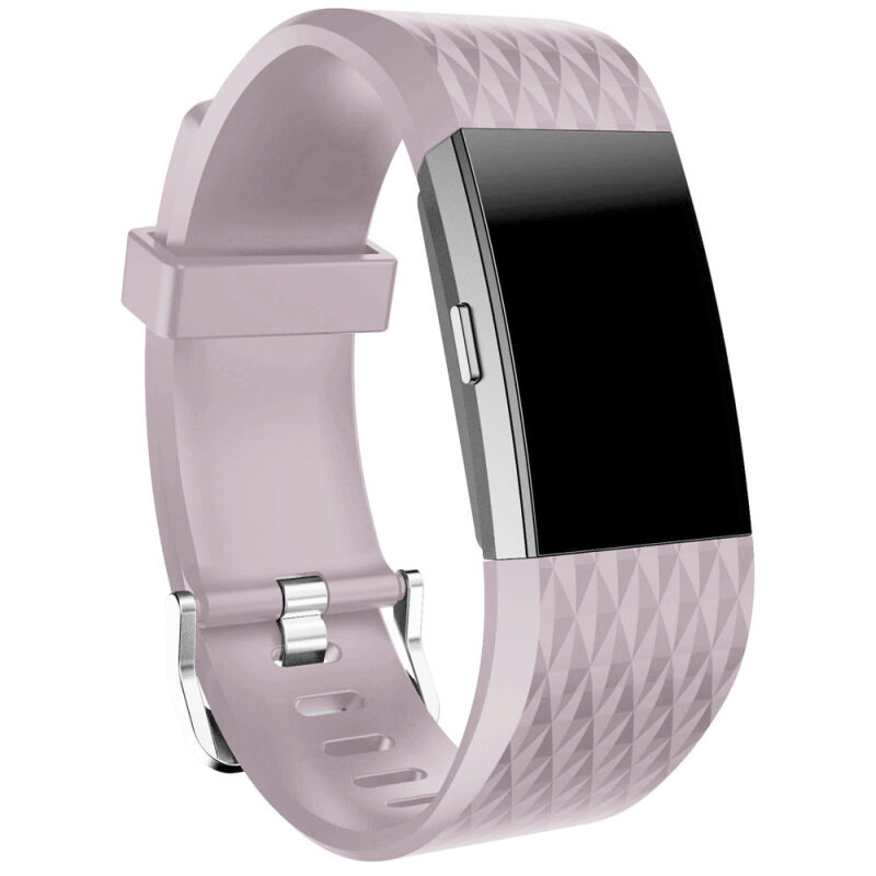 Small Size Sport Silicone Wrist Watch Bands For Fitbit Charge 2 Replacement Strap Malaysia