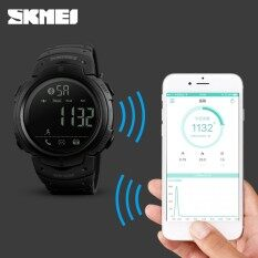 2d6625f50fb Smart Watch SKMEI Bluetooth Pedometer Calorie Remote Camera Digital  Wristwatches Fashion Sport Smartwatch For iPhone Android