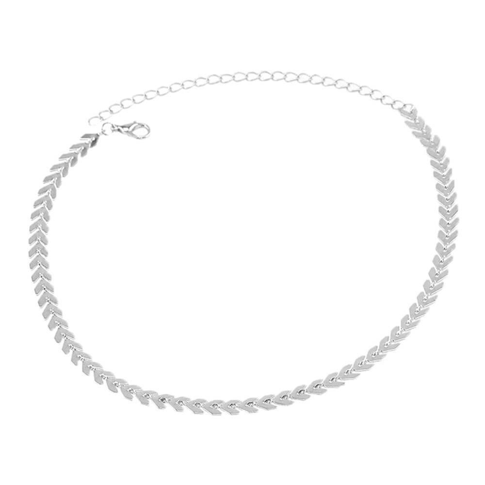 Ofashion Aksesoris Kalung XX-CA-1702K004 Modern Necklace Accessories Panjang 61 Cm - Emas. Source ... Modern Necklace Accessories Panjang 80 Cm . Source .