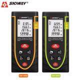 Top Rated Sndway Sw M40 Laser Distance Meter Digital Electronic Handheld 40M Precision Rangefinder Tape Measure Portable Area Volume Tools