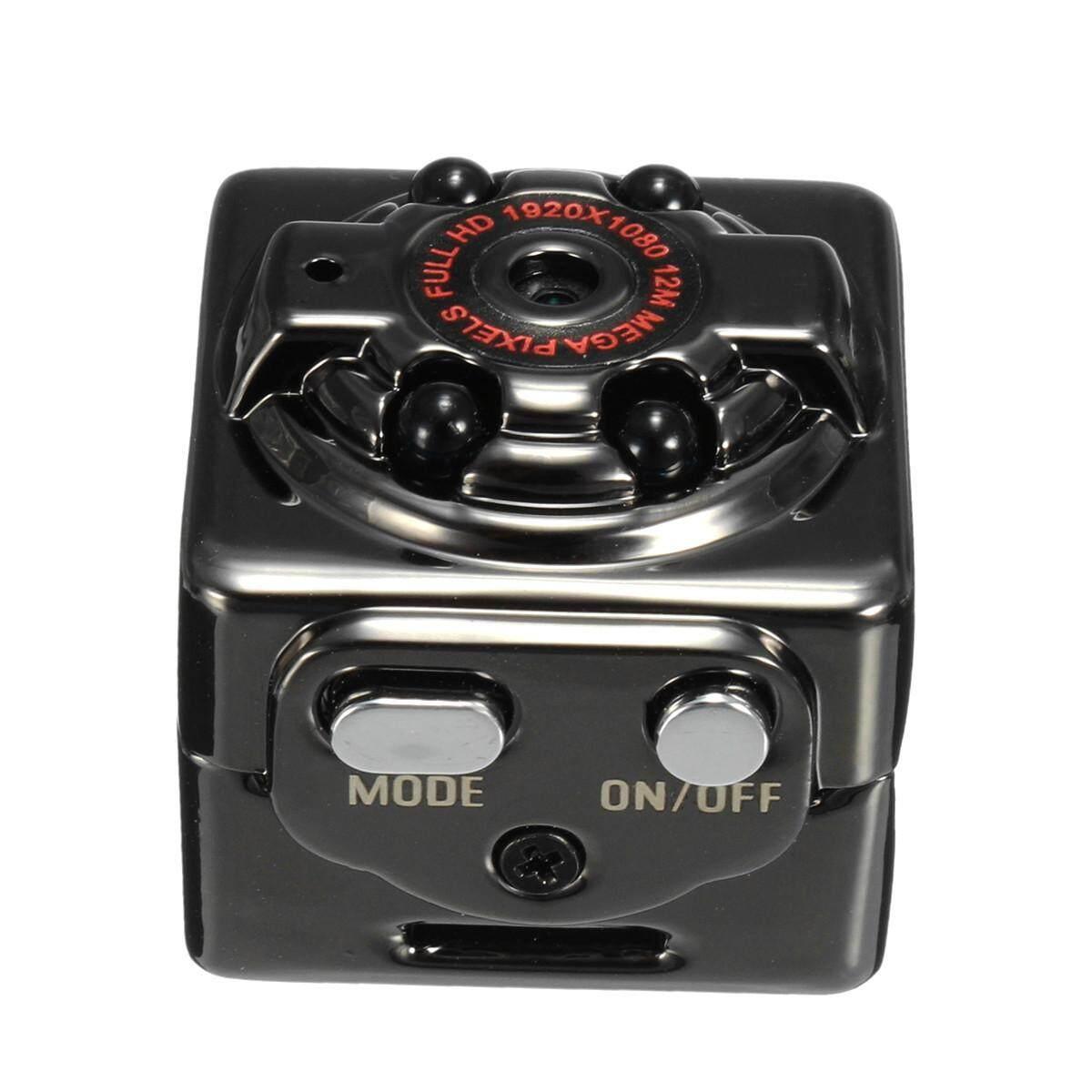 SQ8 HD 1080 P Mini Mobil DV Kamera Kit DVR Spy Camcorder Tersembunyi Penglihatan Malam Infrared Kami-Internasional