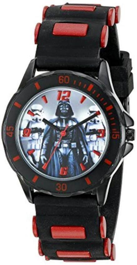 Mall diskaun! Star Wars Kids  SWM3053 Analog Display Quartz Black ... 57234f9cbdc