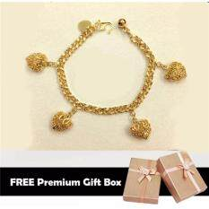 MYR 29. Summerland Korea 24k Gold Korea Plated High Quality Premium ...