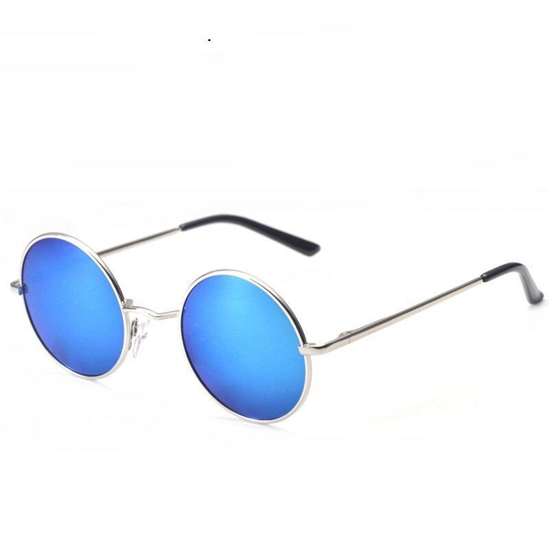 Rp 146.000. Huade Sunshine 2015 Baru Klasik John Lennon Kecil Bulat Kacamata Hitam Terpolarisasi Pria Retro Khas Perempuan Cermin Kaca Oculos De Sol ...