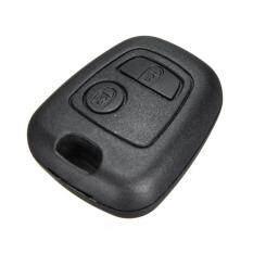 MYR 6. Sunshop 2 Buttons Remote Car Key Cover Remote Fob Shell Case For Citroen C1-C4 Peugeot 107 207 307 407 106 206 306 406MYR6