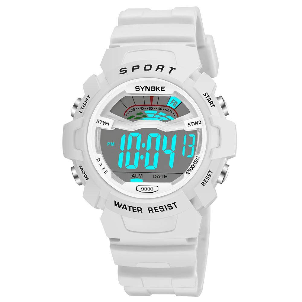 BOFENG SMART Cute kid watch SYNOKE Students Children Sport Watches 3ATM Life Water-resistant Digital Backlight Child Kids Boy Girls Wristwatch Alarm Stopwatch Malaysia