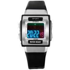 SYNOKE Watches Kid Children Boy Girl Motion Digital Watch Black