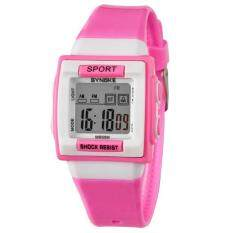 SYNOKE Watches Kid Children Boy Girl Motion Digital Watch Pink Malaysia