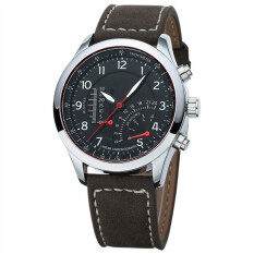 The High Quality TTLIFE Luxury Brand Mens Fashion&Casual Waterproof Leather Strap Quartz Watch Malaysia