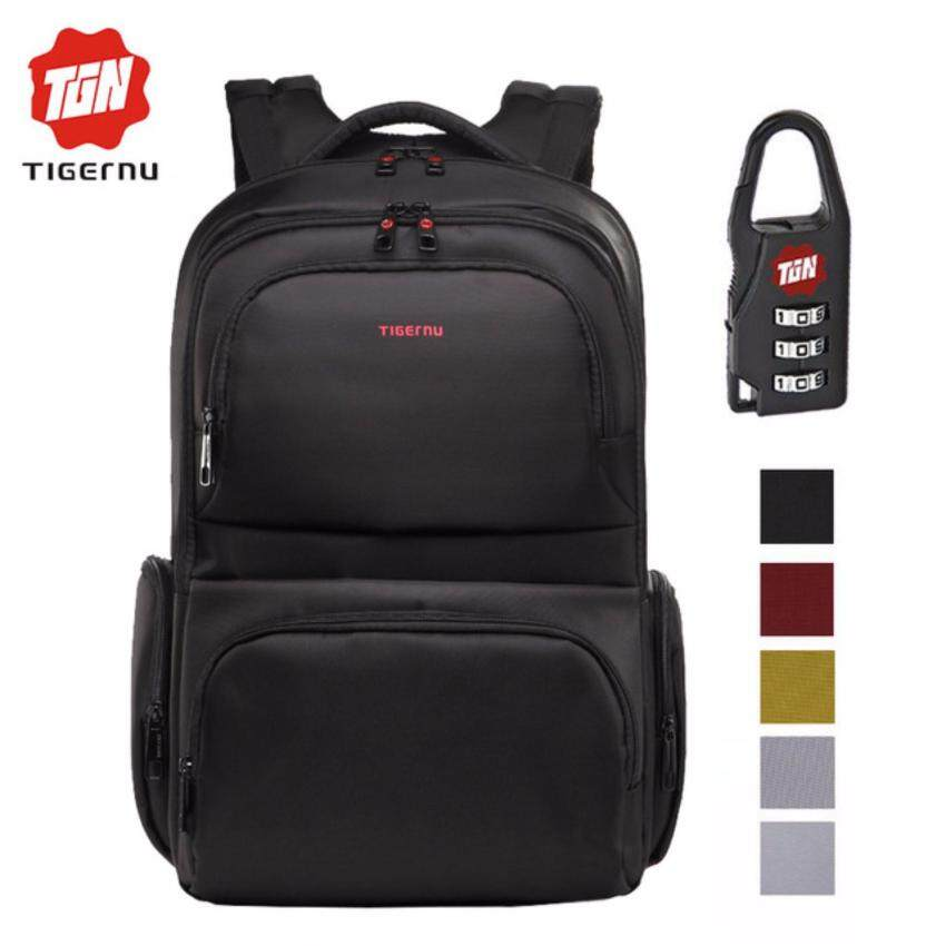 f78bc58d12 EverBuy Tigernu Waterproof Nylon Multi-functional Travel Business Casual  Backpack for 12.1-15.6