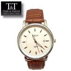 Time & Trenz A006 Classic Style Leather Belt Men Watch Malaysia