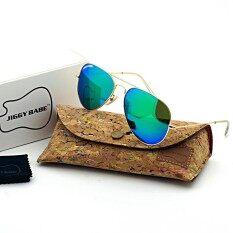 Top Premium Brand Name Designer Sunglasses UV400 Retro Vintage Pilot 3025  Large Metal for Mens Women f669a8592d