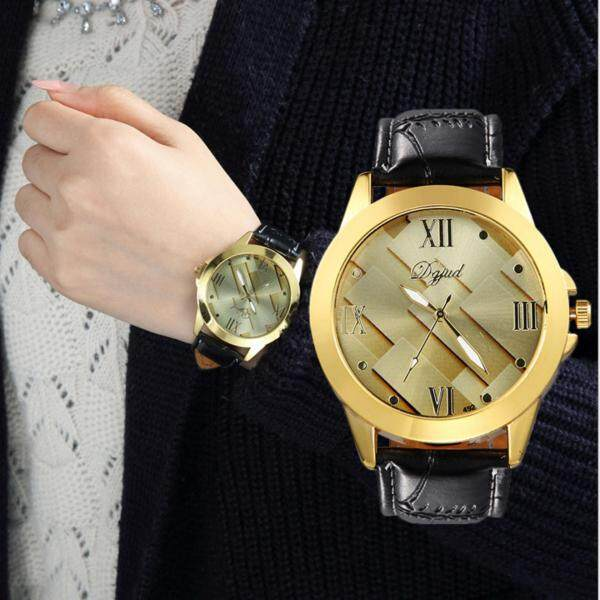 Top BrandFashion Mens Watches Luxury Mens Simple And Stylish Leisure Casual time And Business Leather Strap Watch Malaysia