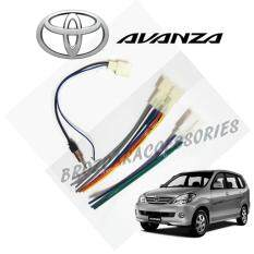 Toyota Avanza 2005-2011 Oem Plug And Play Socket Cable Player Socket + Antenna Socket By Car Online Automart.