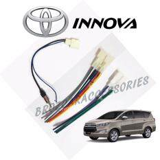 Toyota Innova 2016 Oem Plug And Play Socket Cable Player Socket + Antenna Socket By Car Online Automart.