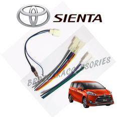 Toyota Sienta Oem Plug And Play Socket Cable Player Socket + Antenna Socket By Car Online Automart.
