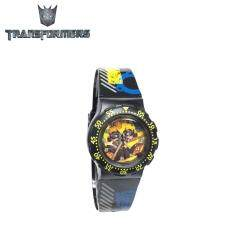Transformers Bumblebee Rubber Strap Watch Tfwatchblack (Black) Malaysia
