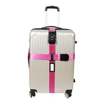 """การส่งเสริม GFW Tsa Custo Code Lock Cross Packing Belt Luggage Buckle Strap For Suitcase 22""""-32"""" With Lock ซื้อที่ไหน - มีเพียง ฿835.00"""