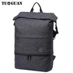 15d76ba5d1dc TUGUAN Multifunctional Waterproof Oxford 15.6-inch Laptop Backpack Luggage  Backpack Outdoor Sports Backpack Hiking Backpack