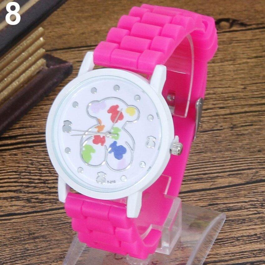 Leather Band Fashion Joker Bussiness Quartz Wrist Watch YZL316-Yellow - intl .