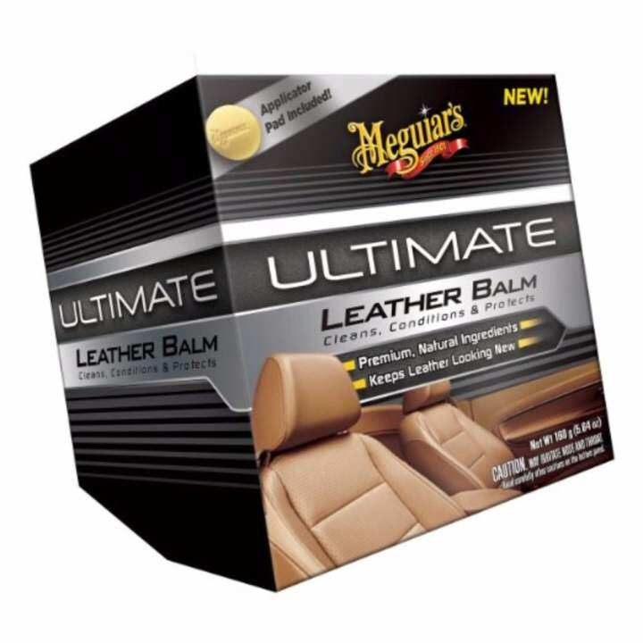 Meguiar's G18905 Ultimate Leather Balm