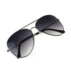 Unisex Men Women Classic Aviator Metal Designer Sunglasses (lens)gray+(frame)gray By Cnb2c.