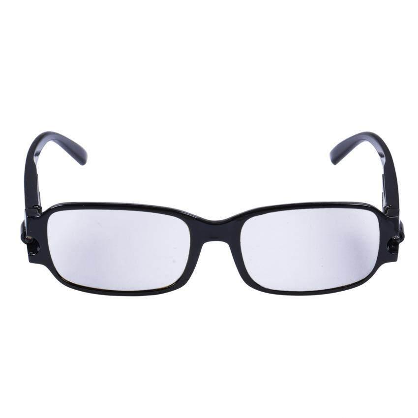 58b1efa3de5 Unisex Multi-Func Reading Glasses With Dual Led Lights Strength 1.5 - intl