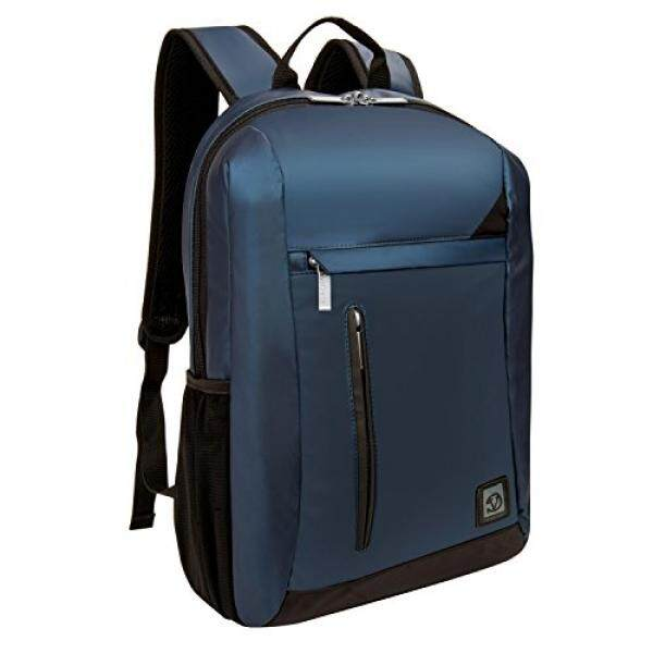 Universal VanGoddy Laptop Bag Backpack for Lenovo ThinkPad / Flex / Ideapad / Yoga / Edge / G / Z / Y / E / Toshiba Satellite / MSI Prestige / GT Series 13.3 14 15.6 inch laptop Vertical Blue - intl