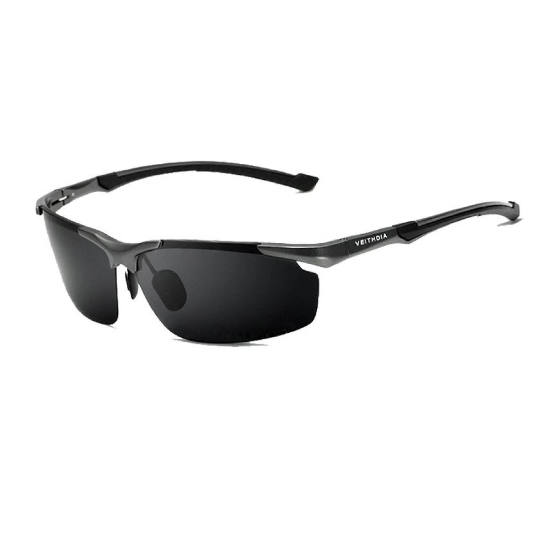 Detail Gambar VEITHDIA Pria Magnesium Aluminium Kacamata Hitam HD Kacamata Polarisasi Kacamata Pria Kacamata untuk Pria 6592-Intl Terbaru