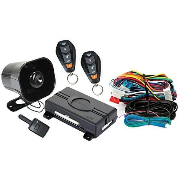 Viper 350 Plus 3105 V 1-Cara Mobil Alarm Tanpa Kunci Masuk-Internasional