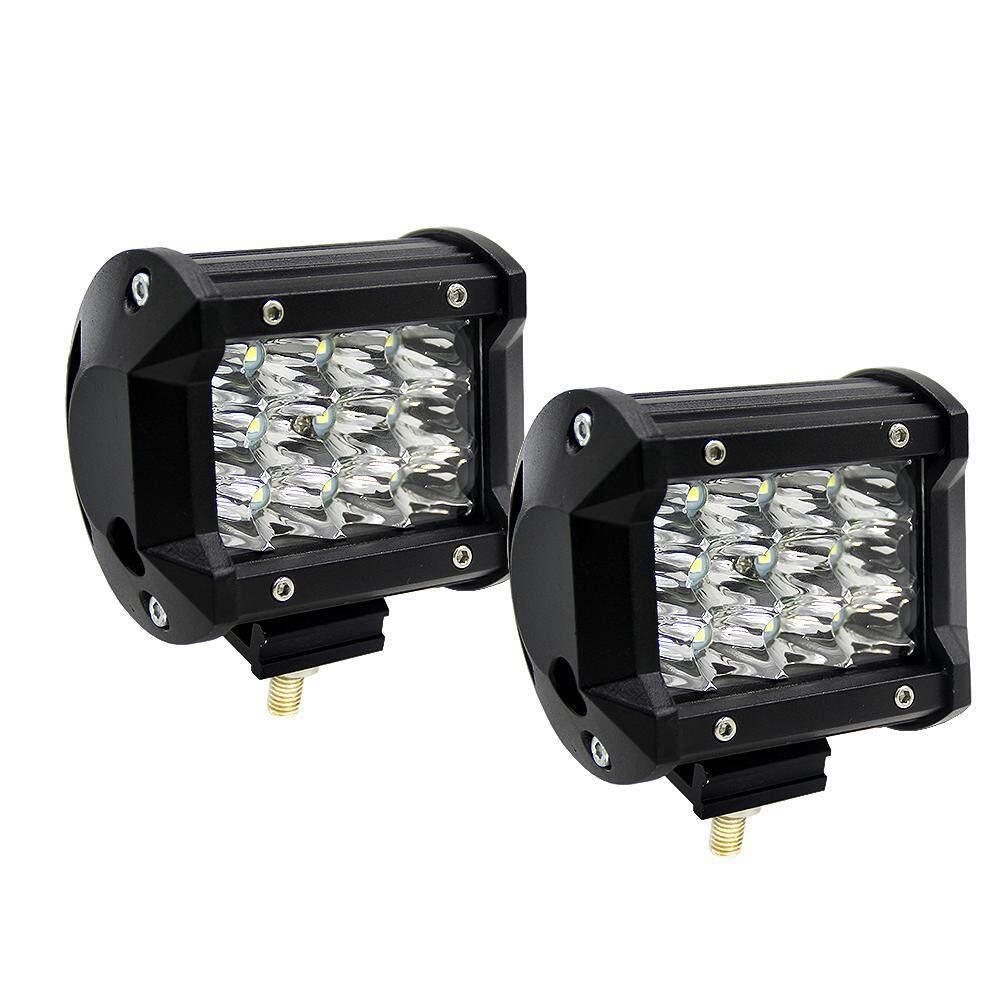 Wanxinkeji Umum 4 Inch 36 W LED Bar Lights Lampu Kerja Lampu Mati-Jalan Jeeps-Internasional