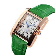 Watch 1085 Elegant Retro Watches Women Fashion Luxury Quartz Watch Clock Female Casual Leather Womens Wristwatches Malaysia
