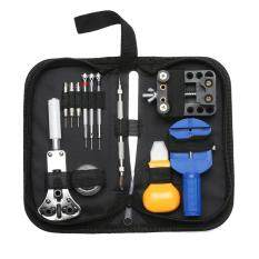 [anything4you]Watch Repair Tool 13pcs Kit Set Watch Case Opener Link Pins Remover Malaysia