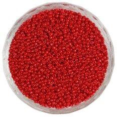 Wholesale 1000pcs 2mm DIY Lots Charm Glass Seed beads Jewelry Making Craft Malaysia
