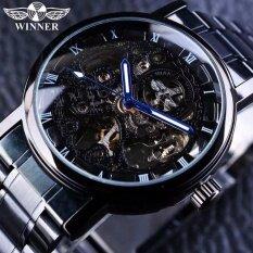 WINNER Classic Business Minimalist Mens Automatic Mechanical Watch Jam Tangan Lelaki/Man Malaysia