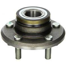 WJB WA513287 WA513287-Front Wheel Hub Bearing Assembly-Cross Reference SKF BR930660 Moog 513287 Timken HA590411
