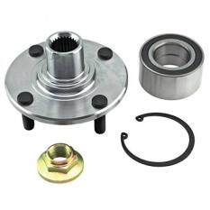 SKF BR930225 Moog 513177 Cross Reference WJB WA513177 Front Right Wheel Hub Bearing Assembly Timken HA599455R
