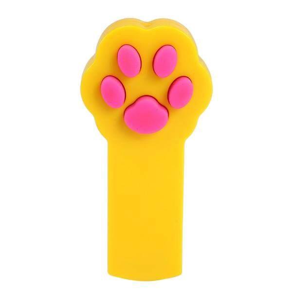 Đèn LED Tương Tác Bắt Mèo Đồ Chơi Mèo Kiểu Con Trỏ, Nồi Đỏ Tập Thể Dục Chaser Đồ Chơi Dụng Cụ Huấn Luyện Cào Cho Thú Cưng-Voogol