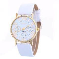 Women Creative Geneva Watch Leather Strap Belt Table Watch WH Malaysia